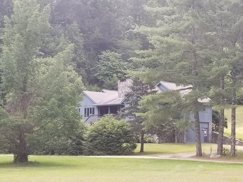 Retreat House for Rent - Lake Logan Conference Center