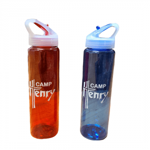 Camp Henry Water Bottles